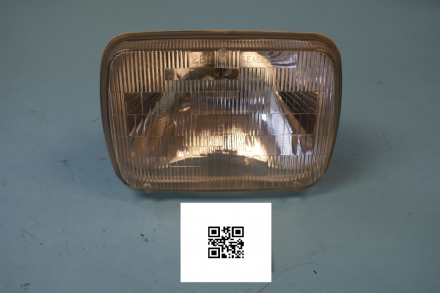 1984-1996 Corvette C4 Sealed Beam USA Spec Headlamp, Used Fair